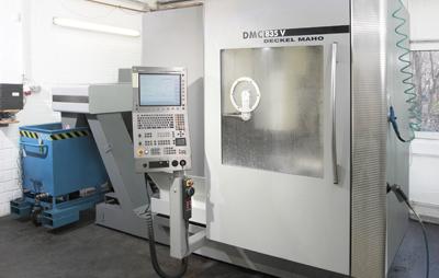 DMG DMC 835V