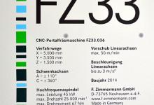 Zimmermann FZ33
